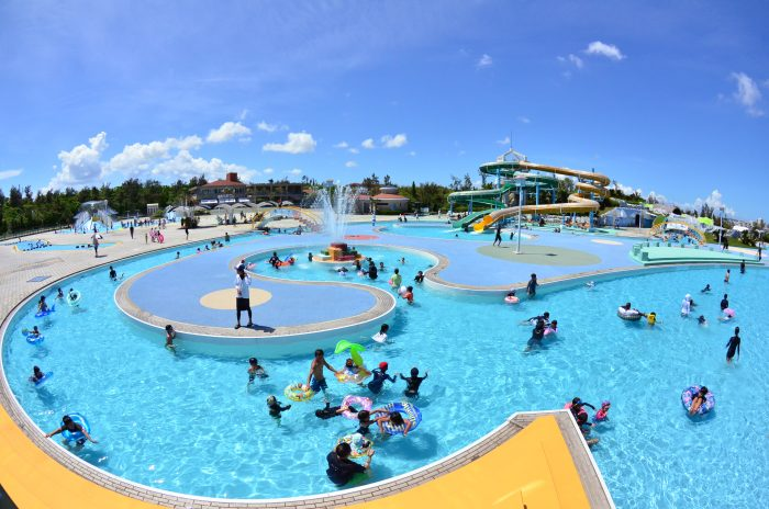 Public swimming pools on Okinawa are hidden fun spots for locals ...